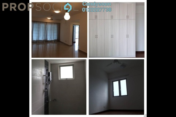 For Sale Serviced Residence at One South, Seri Kembangan Freehold Semi Furnished 3R/2B 410k