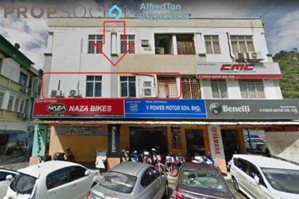 For Rent SoHo/Studio at Pusat Niaga Astana Alam 2, Puncak Alam Freehold Unfurnished 3R/2B 1.2k