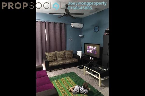 For Sale Apartment at Seri Kasturi, Bandar Kinrara Freehold Semi Furnished 3R/2B 350k