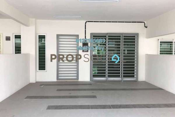 For Rent Terrace at Dextora, Bandar Sri Sendayan Freehold Semi Furnished 4R/4B 1k