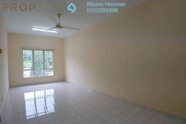 For Sale Apartment at Seroja Apartment, Bukit Jelutong Freehold Semi Furnished 3R/2B 310k