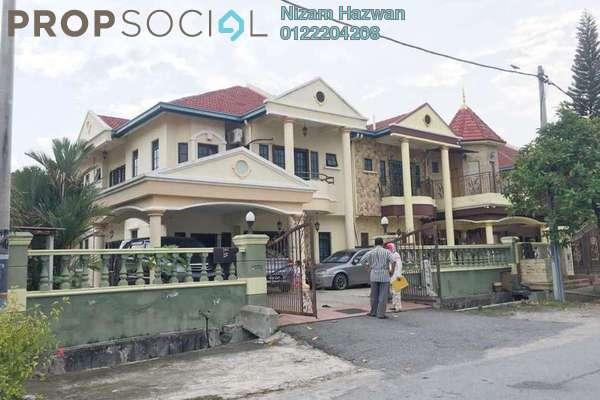 For Sale Semi-Detached at Seksyen 9, Bandar Baru Bangi Freehold Semi Furnished 6R/5B 1.9m
