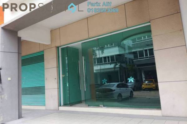 For Rent Shop at Dana 1 Commercial Centre, Ara Damansara Freehold Semi Furnished 0R/2B 5.5k