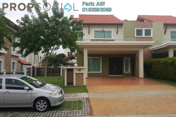 For Sale Semi-Detached at Setia Eco Park, Setia Alam Freehold Semi Furnished 5R/6B 1.9m