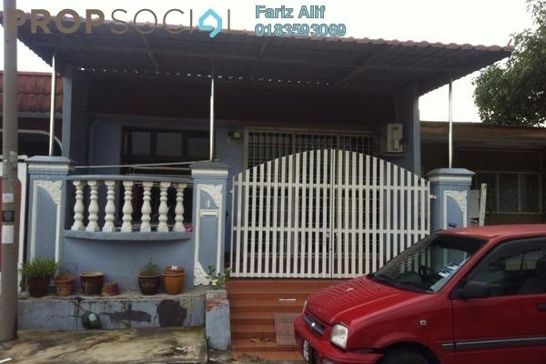 For Sale Condominium at Taman Sri Skudai, Skudai Freehold Semi Furnished 2R/2B 210k