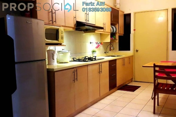 For Sale Condominium at Putra Villa, Gombak Freehold Fully Furnished 3R/2B 500k