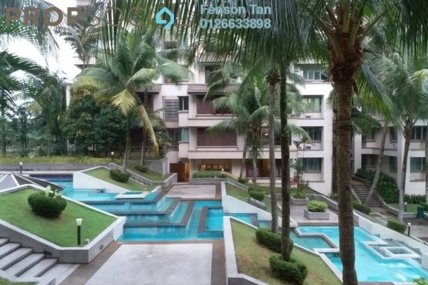 For Rent Condominium at Riana Green, Tropicana Freehold Fully Furnished 2R/2B 2.4k