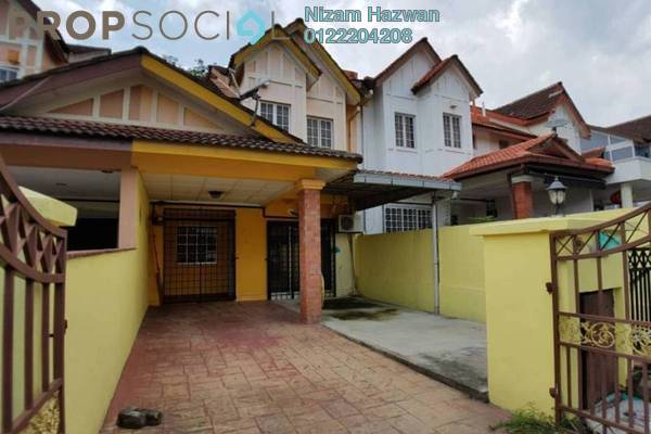 For Sale Terrace at BRP 6, Bukit Rahman Putra Freehold Unfurnished 4R/3B 700k