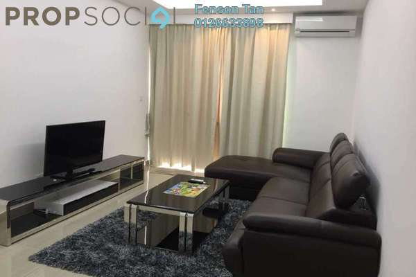 For Rent Condominium at Hijauan Saujana, Saujana Freehold Fully Furnished 3R/2B 2.5k