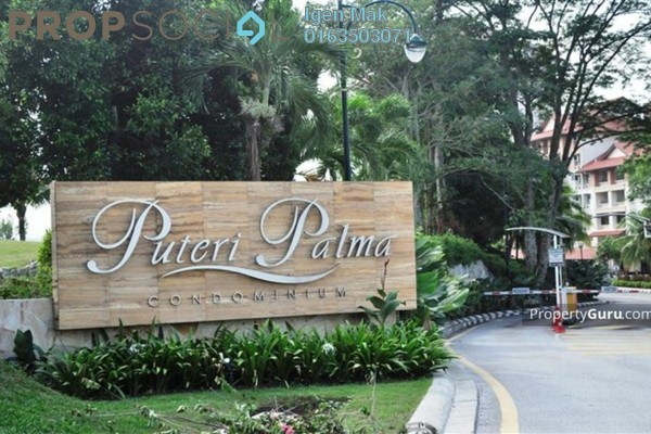 For Sale Condominium at Puteri Palma 1, IOI Resort City Freehold Fully Furnished 3R/3B 990k