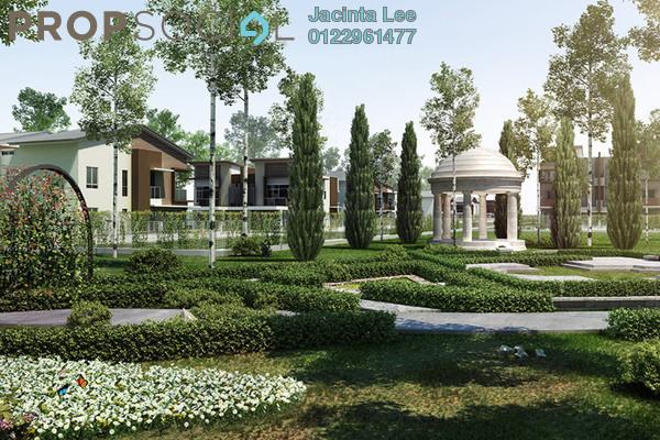 For Sale Semi-Detached at Canary Garden, Bandar Bestari Freehold Unfurnished 5R/5B 1.2m
