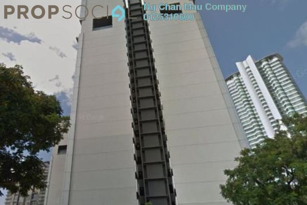 For Sale Condominium at Dua Residency, KLCC Freehold Semi Furnished 0R/0B 3.77m