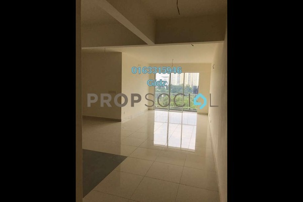 For Sale Condominium at Icon Residence (Mont Kiara), Dutamas Freehold Semi Furnished 4R/3B 950k