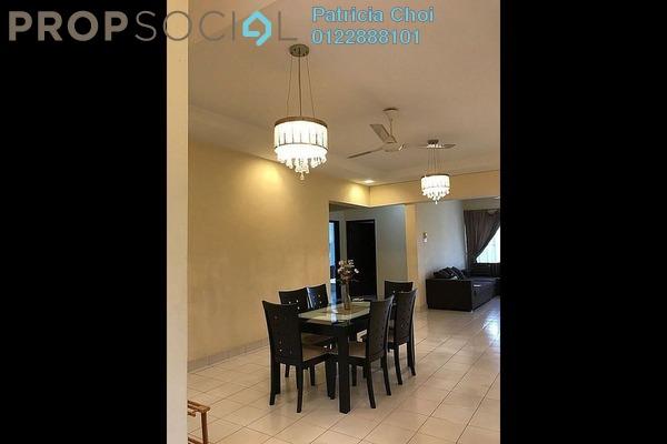 For Rent Condominium at La Vista, Bandar Puchong Jaya Freehold Fully Furnished 3R/3B 1.5k