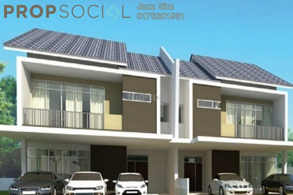 For Sale Condominium at Saujana Rawang, Rawang Freehold Fully Furnished 5R/5B 800k