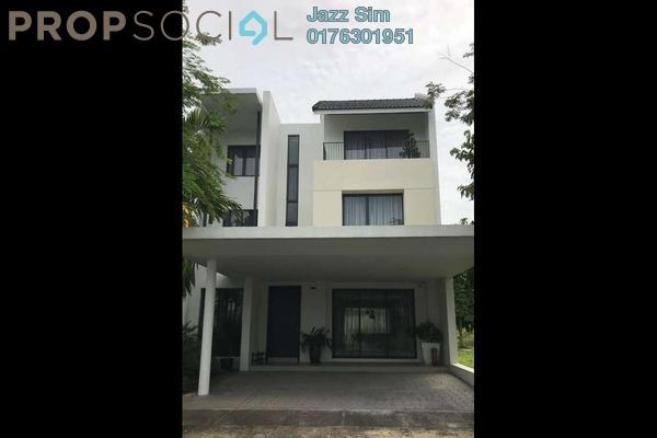 For Sale Superlink at Bandar Country Homes, Rawang Freehold Unfurnished 4R/3B 840k