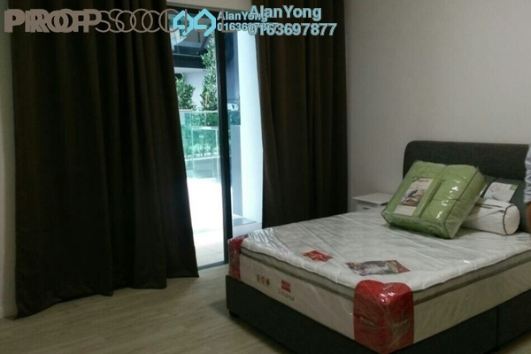 For Rent Condominium at M City, Ampang Hilir Freehold Fully Furnished 1R/1B 2.3k