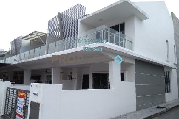 For Sale Link at Taman Cheras Idaman, Bandar Sungai Long Freehold Semi Furnished 4R/3B 720k