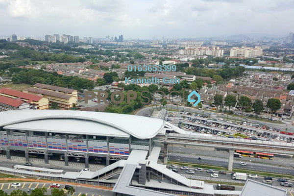 For Sale Condominium at 8 Kinrara, Bandar Kinrara Freehold Semi Furnished 3R/2B 840k