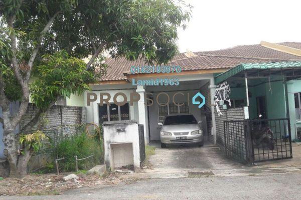 For Sale Terrace at Bandar Tasik Puteri, Rawang Freehold Semi Furnished 3R/0B 235k