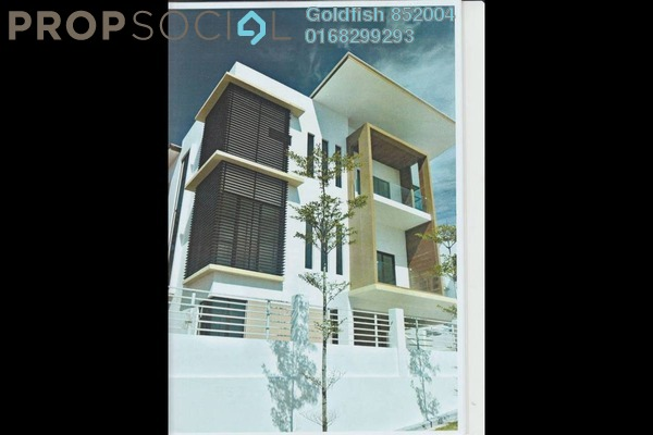 For Sale Bungalow at D'Impian Tropika, Balakong Freehold Semi Furnished 6R/7B 2.61m
