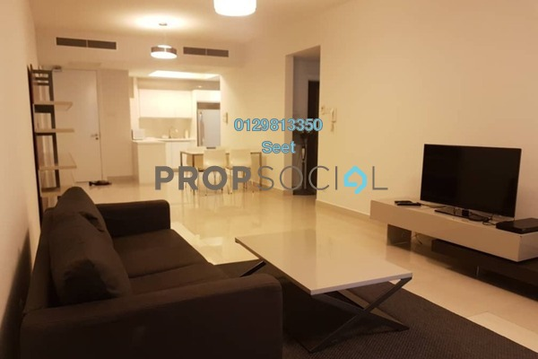 For Rent Condominium at Solaris Dutamas, Dutamas Freehold Fully Furnished 2R/2B 4.25k