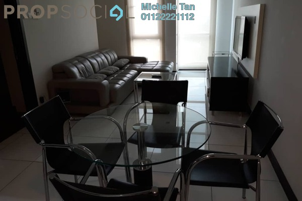 For Sale Serviced Residence at Casa Residency, Pudu Freehold Fully Furnished 3R/3B 980k