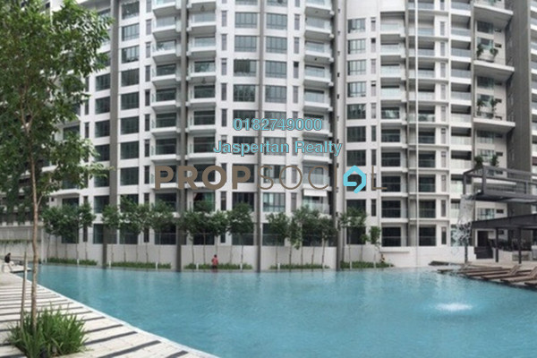 For Rent Condominium at Univ 360 Place, Seri Kembangan Freehold Fully Furnished 1R/1B 1.3k