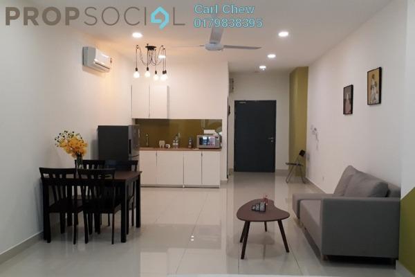 For Rent SoHo/Studio at Atria, Damansara Jaya Freehold Fully Furnished 1R/1B 1.8k