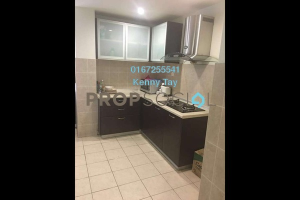 For Sale Condominium at Rivercity, Sentul Freehold Fully Furnished 3R/2B 520k