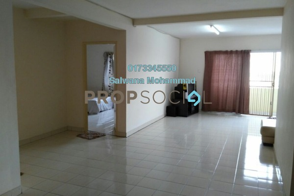 For Rent Condominium at Magna Ville, Selayang Freehold Unfurnished 3R/2B 1.1k