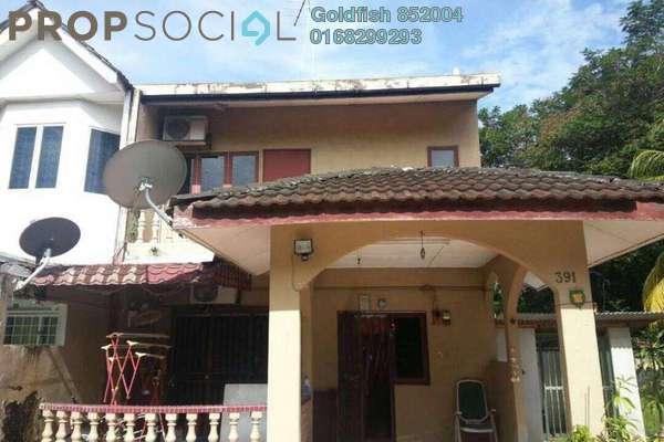For Sale Terrace at Taman Jasmin, Kajang Freehold Semi Furnished 4R/3B 680k