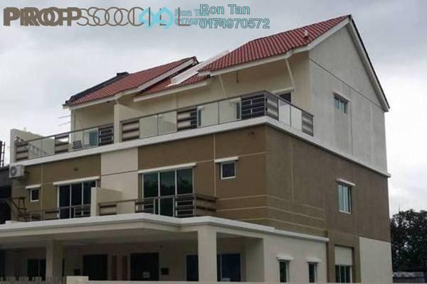For Sale Terrace at Rena Park, Balik Pulau Freehold Unfurnished 5R/4B 830k