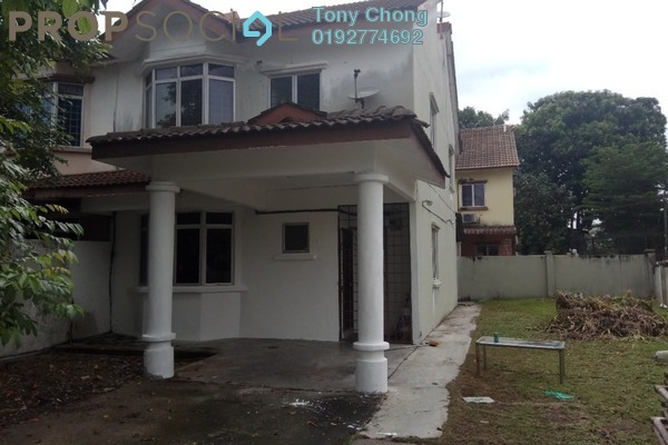 For Sale Terrace at Taman Bukit Angsana, Cheras South Leasehold Unfurnished 5R/3B 930k