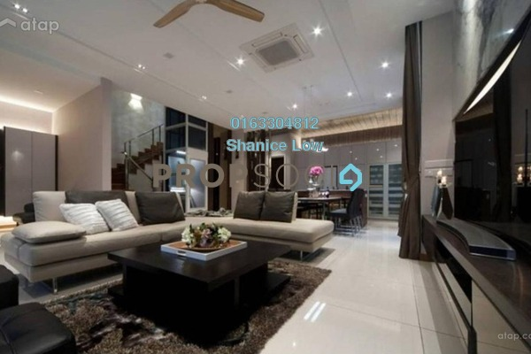 For Sale Terrace at Puteri 6, Bandar Puteri Puchong Freehold Semi Furnished 7R/4B 2.3m