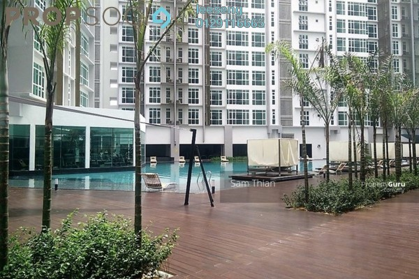 For Sale Condominium at The Centrina, Sungai Besi Freehold Fully Furnished 3R/2B 543k