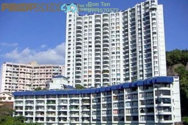 For Rent Condominium at Sea View Garden, Batu Ferringhi Freehold Fully Furnished 2R/2B 1.2k