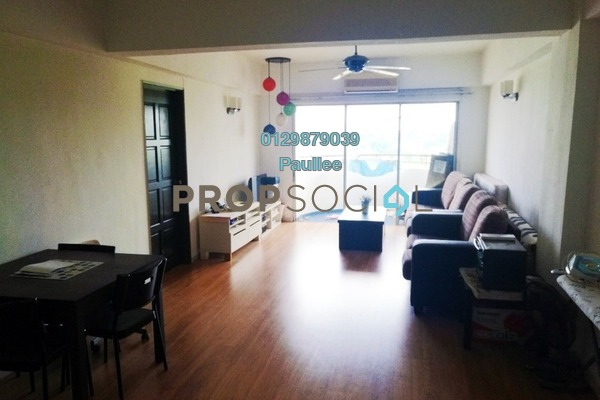 For Sale Condominium at Shang Villa, Kelana Jaya Freehold Semi Furnished 3R/2B 588k