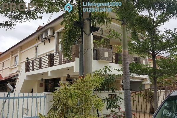 For Sale Terrace at Taman Putra Impiana, Puchong Freehold Semi Furnished 4R/3B 850k