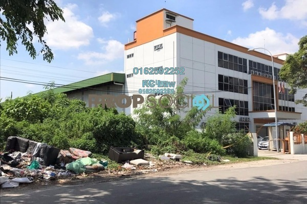 For Sale Land at Taman Perindustrian Subang, UEP Subang Jaya Freehold Unfurnished 0R/0B 19.2m