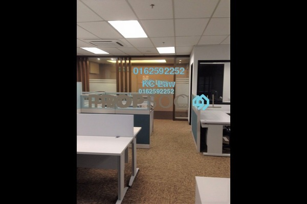 For Rent Office at Wisma BU8, Bandar Utama Freehold Fully Furnished 0R/0B 4k