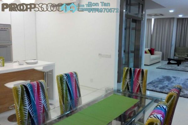 For Sale Terrace at Y Cantonments, Pulau Tikus Freehold Fully Furnished 5R/7B 3.81m