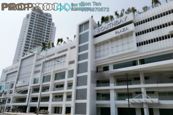 For Sale Shop at Southbay Plaza @ Southbay City, Batu Maung Freehold Unfurnished 0R/0B 1.2m