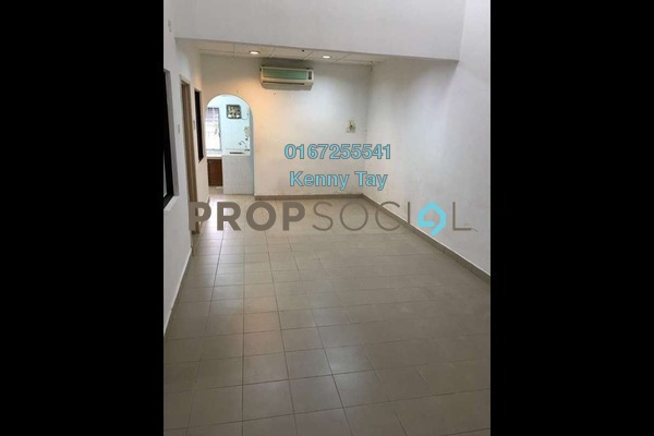 For Rent Terrace at Taman Desa Jaya, Kepong Freehold Semi Furnished 3R/2B 1.3k