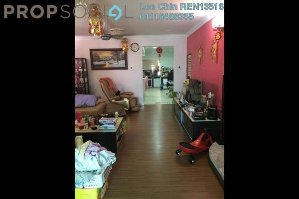 For Sale Terrace at Bandar Damai Perdana, Cheras South Freehold Semi Furnished 3R/3B 998k