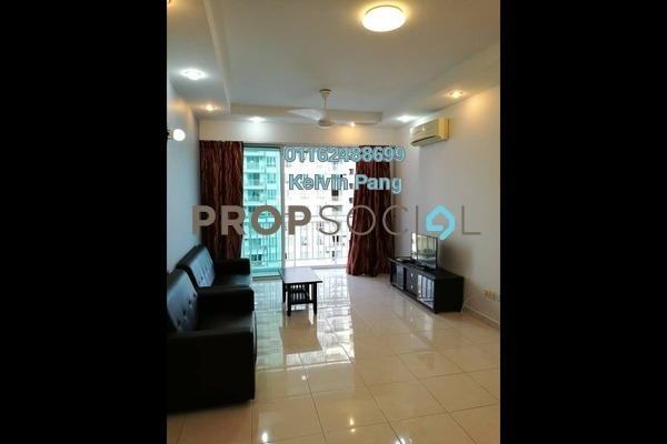 For Rent Condominium at Summer Place, Jelutong Freehold Fully Furnished 3R/2B 2.5k