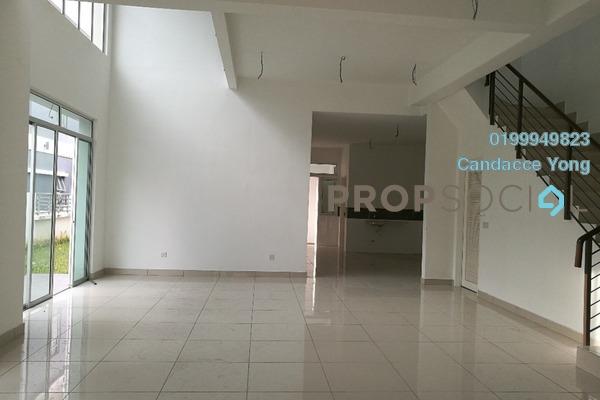 For Sale Semi-Detached at Setia Damai, Setia Alam Freehold Semi Furnished 4R/4B 1.05m