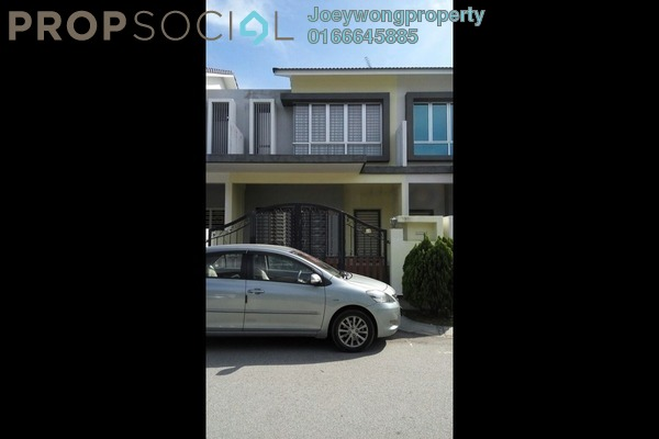For Sale Terrace at PP 2, Taman Putra Prima Freehold Semi Furnished 4R/3B 850k