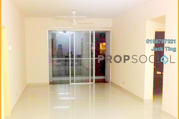 For Sale Condominium at Platinum Hill PV2, Setapak Freehold Semi Furnished 4R/2B 600k