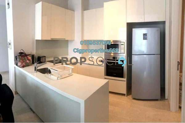 For Rent Condominium at Panorama, KLCC Freehold Fully Furnished 2R/2B 6.4k